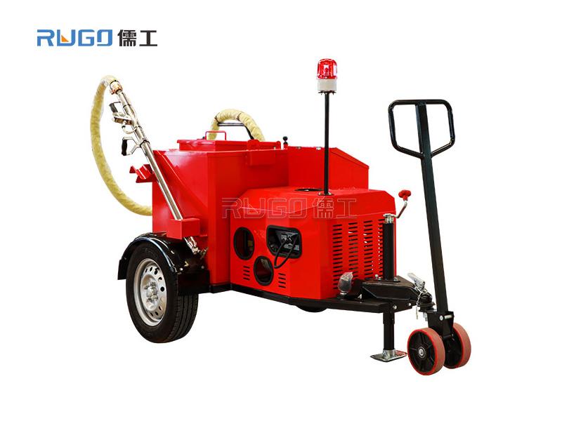 100升路面灌缝机
