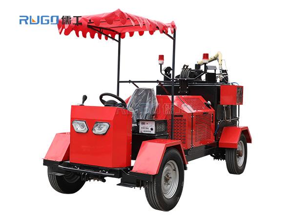 350升电动自行走灌缝机